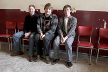 Illegal Tone Recordings was run by Erik Wolfe, Andy Peterson and Josh Jenkins.