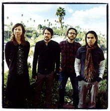 STEVE GULLICK - Silversun Pickups: California is great; wish you were here.