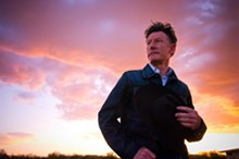 Lyle Lovett: The waltzing fool.