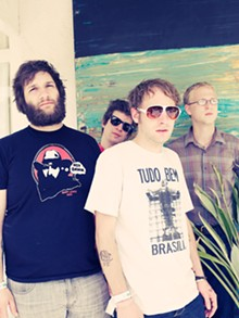 SHANE MCCAULEY - Deer Tick: Post-Replacements rockers with heartland soul.