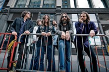 JOSH CHEUSE - Black Crowes: Say hello, wave goodbye with a solid new album and tour.