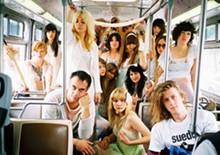 SANDY KIM - Girls: Girls, girls, girls!