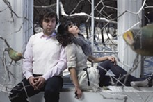 Despite being a duo, Asobi Seksu makes beautiful noise — even acoustically.