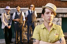BILL STREETER - Pokey LaFarge and the South City Three shares the gospel of old-time tunes.