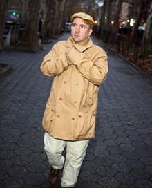 MARCELO KRASILCIC - Stephin Merritt: Still the luckiest boy on the Lower East Side.