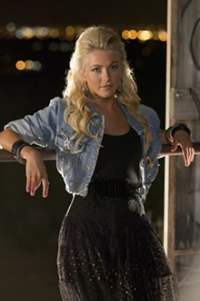 WARNER BROTHERS PICTURES - Julianne Hough is a small-town girl with big-city dreams in Rock of Ages.