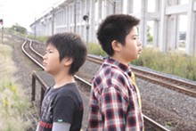 MAGNOLIA PICTURES - Ohshiro Maeda and Koki Maeda