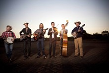 It's been several years since Old Crow Medicine Show's last full-length.