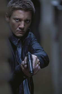 UNIVERSAL STUDIOS - Jeremy Renner takes the lead in The Bourne Legacy.