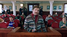 WARNER BROS. PICTURES - Zach Galifianakis in The Campaign.