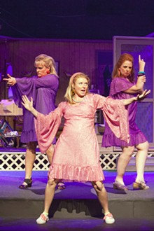 JOHN LAMB - The Great American Trailer Park Musical features Kay Love, Lindsey Jones, Zachary Stefaniak, Jamie Lynn Marble and Jessica Tilghman.