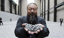 Ai Weiwei in Never Sorry.