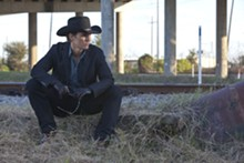 Matthew McConaughey plays a detective who moonlights as a hired gun in Killer Joe.