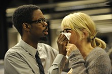 MAGNOLIA PICTURES - Chris Rock and Julie Delpy in 2 Days in New York.