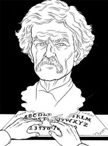TIM LANE - Mark Twain's Ghost's Ghostwriter