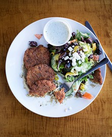 JENNIFER SILVERBERG - Falafel. Slideshow: Inside Joyia Tapas in the Grove