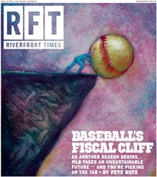 COVER ILLUSTRATION BY TIM TEEBKEN - See a larger version of this week's cover.