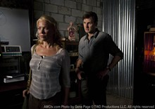 Apart from the sad fact that so much of season three's drama was decided by Andrea's relationship with a psychopath, her death leaves the show less one more strong, independent woman.