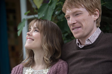 PHOTO BY MURRAY CLOSE - © 2013 - UNIVERSAL PICTURES - About Time.