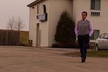 Rick Santorum on the stump in Iowa, from Caucus.