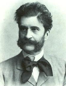 Composer Johan Strauss II
