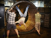 Midwest Mayhem 2015 at the City Museum