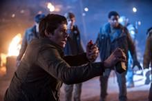 RICHARD FOREMAN - Dylan O'Brien in Maze Runner: The Scorch Trials.