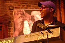 DAVID WALTHALL - BB's Jazz, Blues and Soups brings in talented musicians night after night.