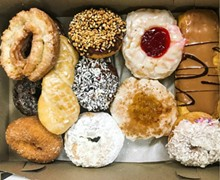 RFT ARCHIVES - Old Town Donuts rises above the rest.