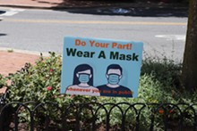 ELVERT BARNES/FLICKR - Wear a mask.