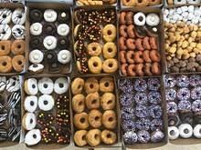 COURTESY JAMIL JABBAR - Boogyz Donuts