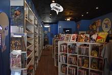 DANIEL HILL - Apotheosis Comics & Lounge.