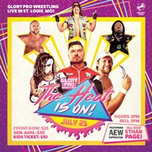 Uploaded by Glory Pro Wrestling