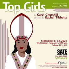 SATE presents Top Girls - Uploaded by SATE
