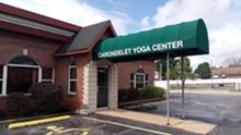 Carondelet Yoga Center on South Grand Blvd - Uploaded by Carondelet Yoga Center