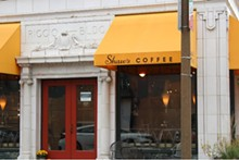 JENNA JONES - Shaw's Coffee.