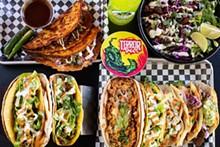 MABEL SUEN - Terror Tacos.
