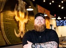 MABEL SUEN - BEAST Craft BBQ's David Sandusky.