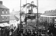 Killorglin, Ireland's, Puck Fair, close modern cousin of Lughnasadh, celebrated in 1900.