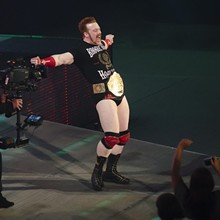 KHOLOOD EID - Sheamus, in all his glory.