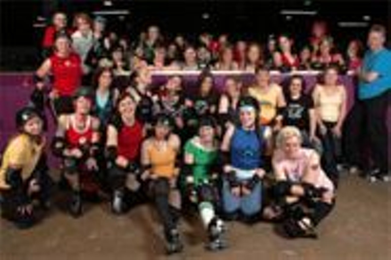 Roller skating rink oakville - St Louis Roller Derby