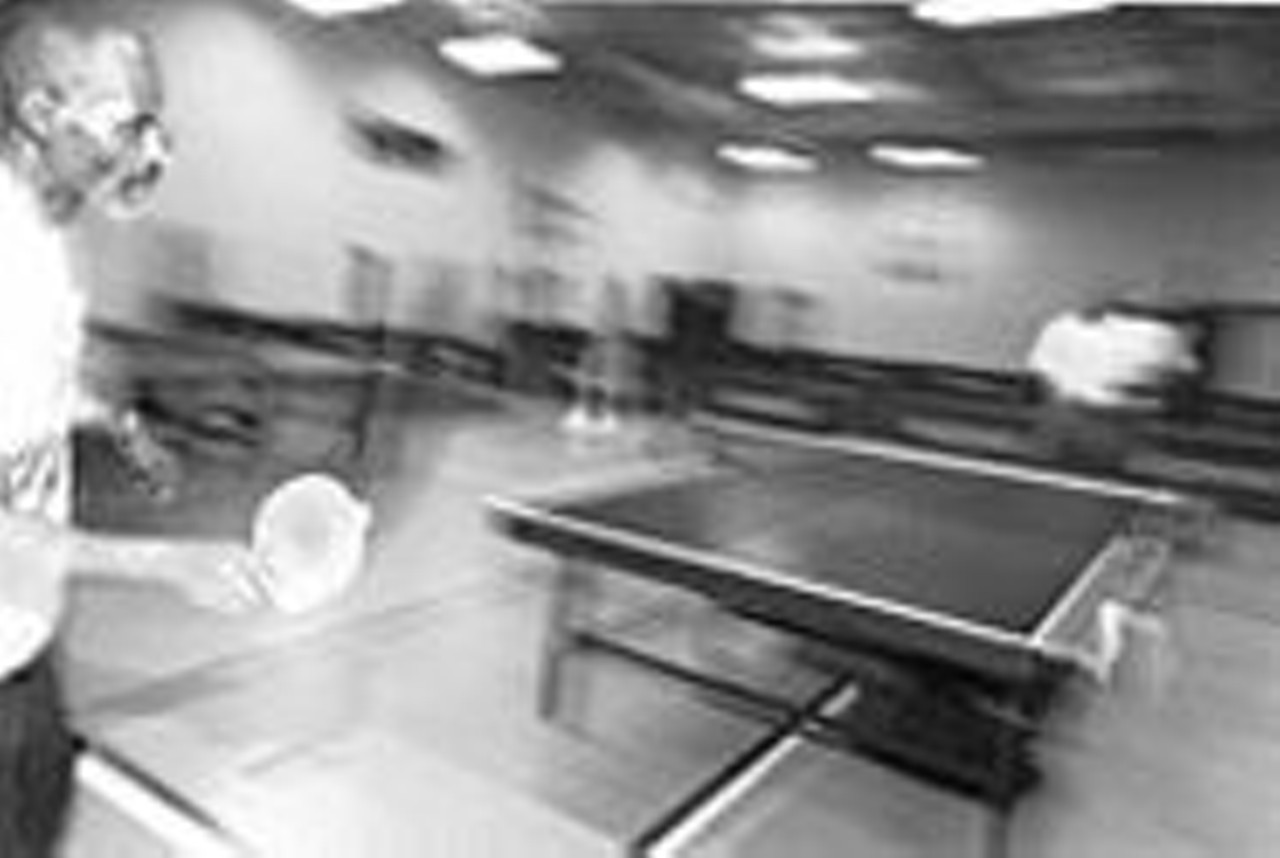 Table De Ping Pong Transformable the battle of the paddle | feature | st. louis | st. louis
