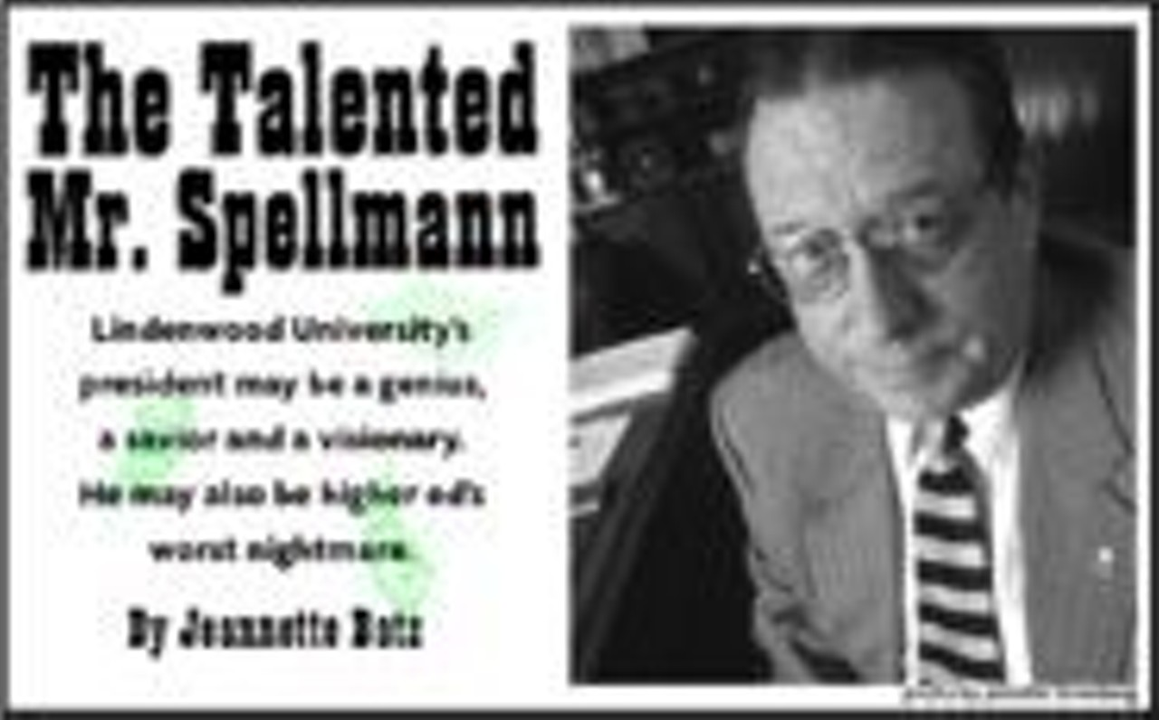the talented mr spellmann feature st louis news and events