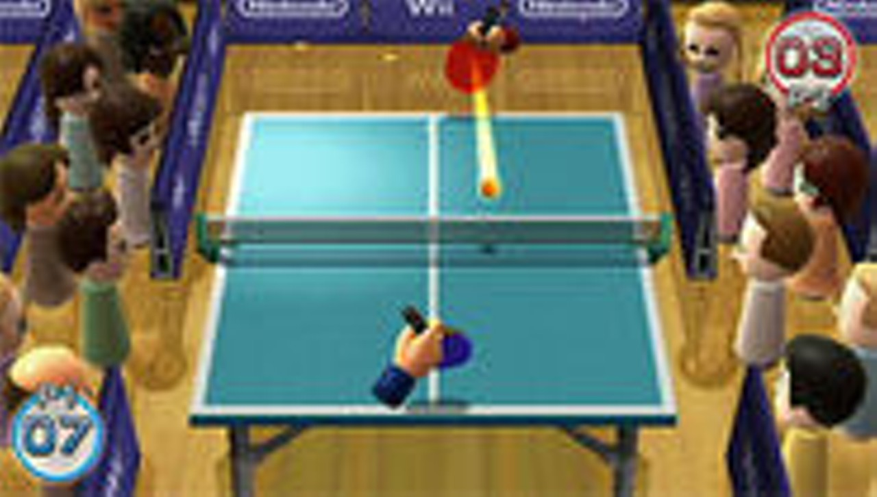 Table De Ping Pong Transformable no replay for wii play | home entertainment | st. louis | st