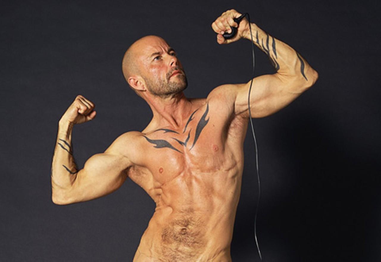 Транс в мужика 3 фотография