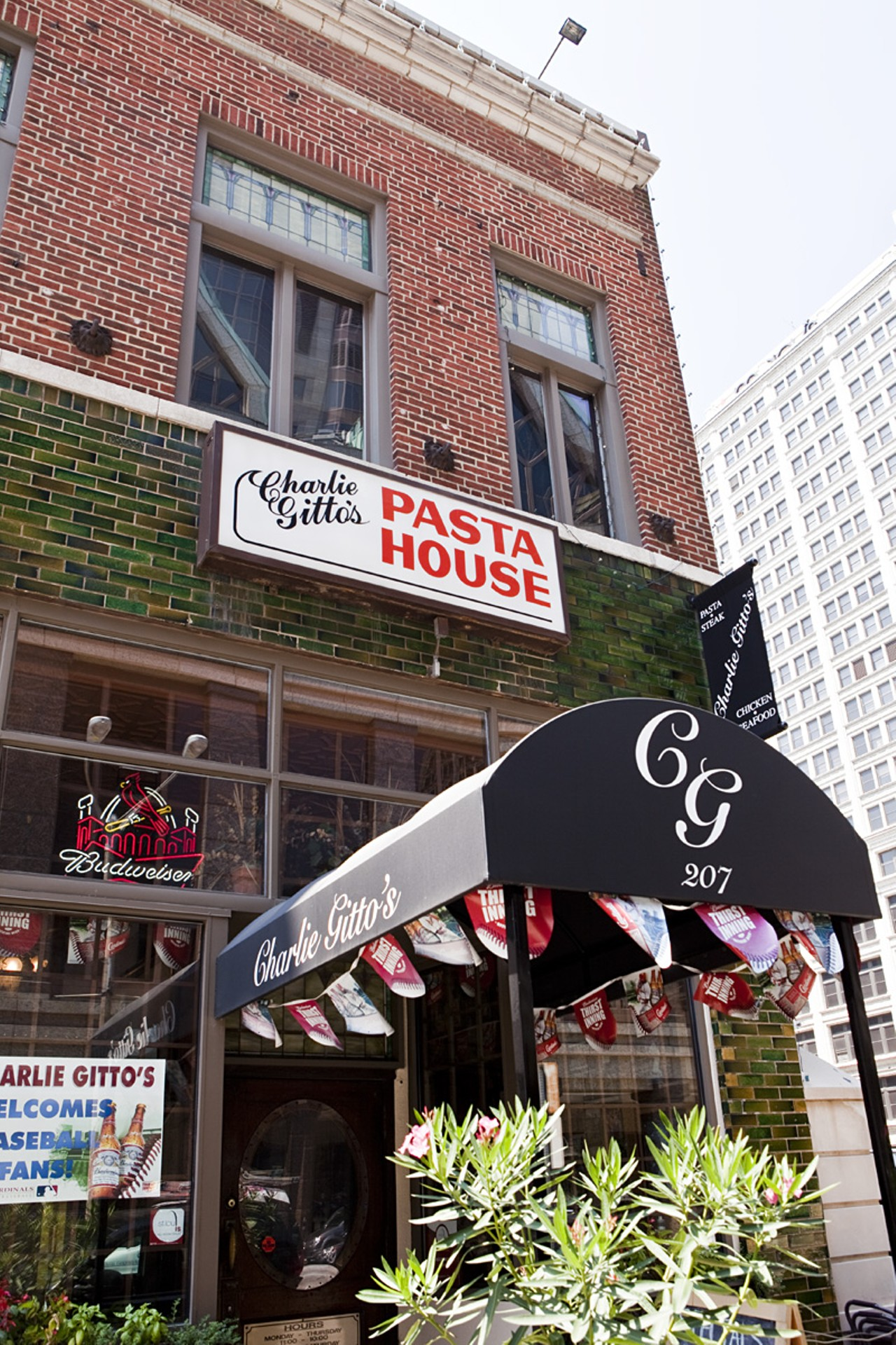 Charlie Gitto S Downtown St Louis Italian Restaurants