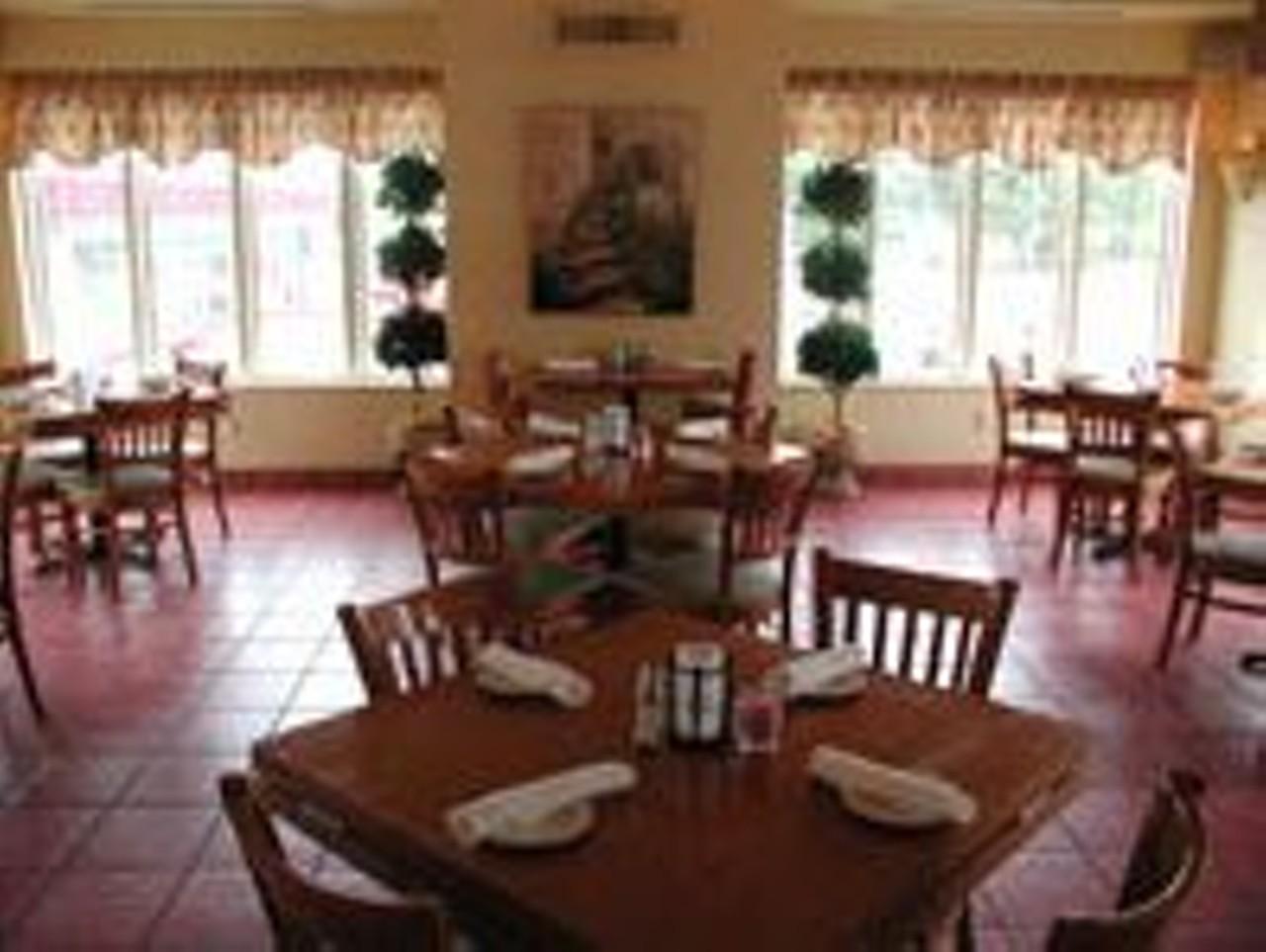 Menu Farotto S Italian Restaurant