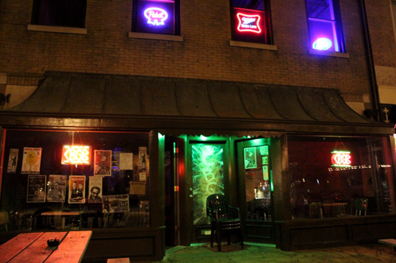 Cbgb St Louis South Grand Bars And Clubs Music