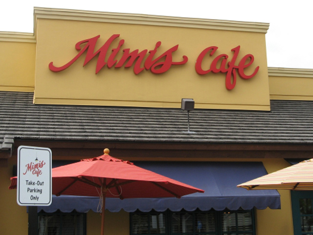Mimis cafe mission valley