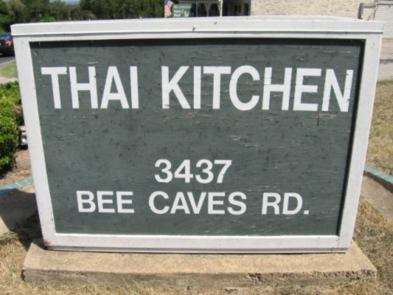 Thai Kitchen Menu Maryland Heights